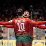 Pedro Portela marca dez golos e Portugal segue em frente no Europeu de andebol