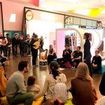 LeiriaShopping transforma-se em palco de artes para promover Leiria Capital Europeia da Cultura