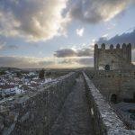 Concluída recuperação das muralhas do castelo de Óbidos