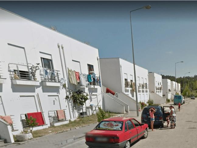 Habitação social em Pombal