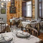 Sala do restaurante António Padeiro