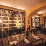 Interior do hotel The Literary man em óbidos