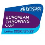 Logótipo da Taça da Europa de Lançamentos em Leiria