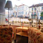 Levita's Café funciona no centro histórico de Leiria