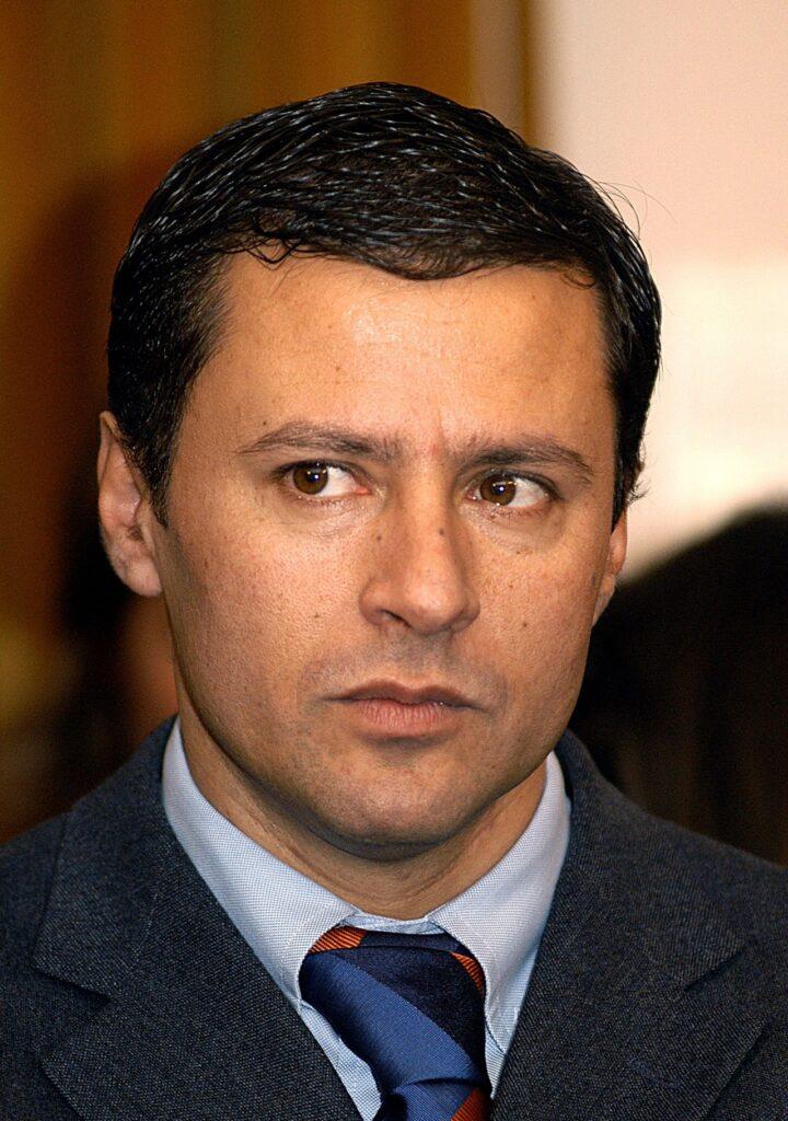 rosto de paulo gonçalves candidato do ps a óbidos nas autárquicas de 2021