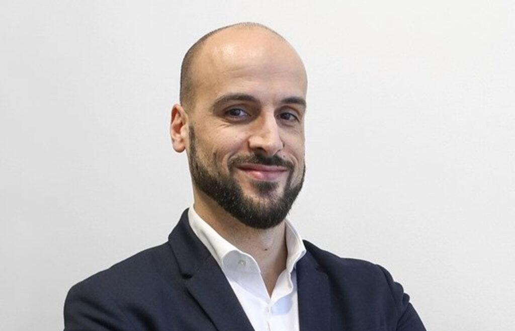 Marcos Ramos, candidato da Iniciativa Liberal à Câmara de Leiria nas autárquicas de 2021