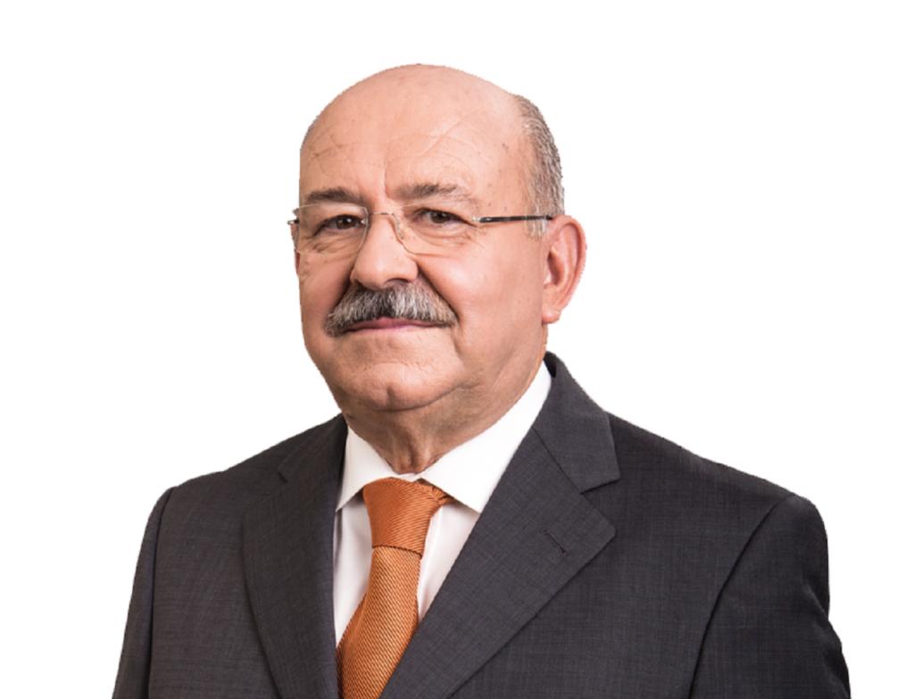 foto de rosto de Júlio Órfão mandatário do PSD para as candidaturas do PSD à Batalha